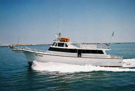 Capt. Collet Atlantic City Boat Charters