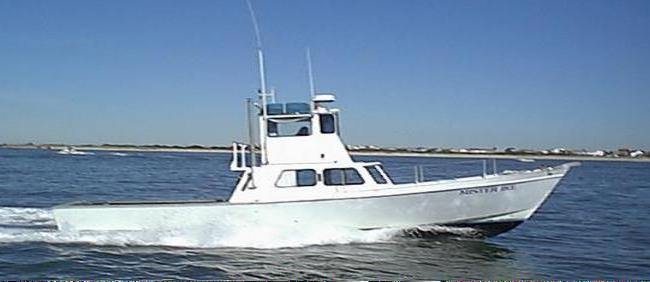 Miss Atlantic City Fishing Boat Charters